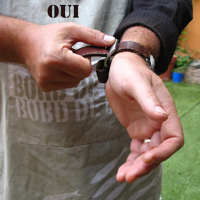 strap : comment installer son bracelet montre
