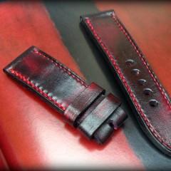 bracelet montre cuir canotage modele lanzarote