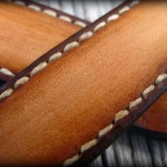 bracelet montre cuir canotage modele ischia