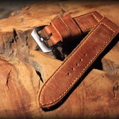 bracelet montre cuir canotage modèle key biscayne