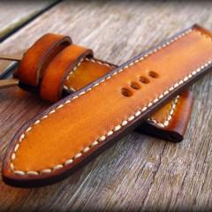 bracelet montre cuir canotage modele islay