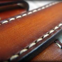 bracelet montre cuir canotage modele orcade