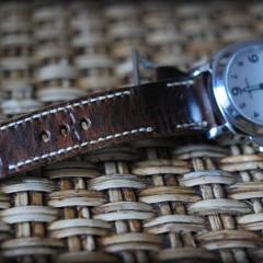 panerai 113 sur bracelet montre cuir ammo