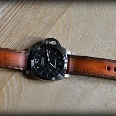 panerai 328 sur bracelet montre cuir canotage modèle orcade