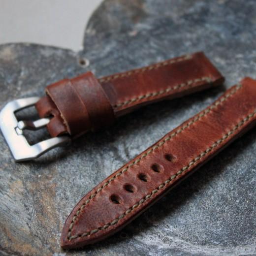 bracelets montres cuir ammo