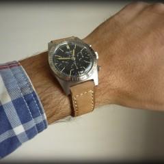 montre aquastar airstar sur bracelet montre canotage modèle kalliste