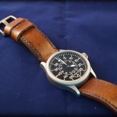 montre b uhr sur bracelet montre cuir ammo