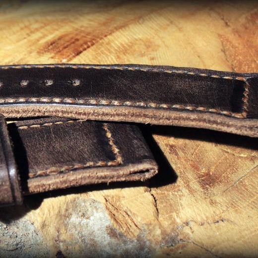 keys bracelet montre cuir canotage modele key largo