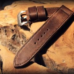 bracelet montre cuir canotage modèle key west