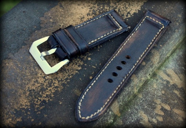 bracelet montre cuir canotage modele soldier key