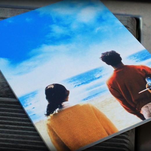 pochette du film a scene at the sea
