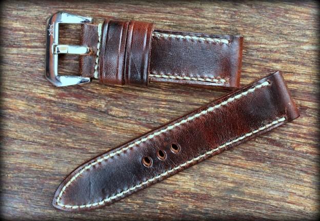 boxe et bracelet montre cuir ammo