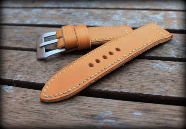 bracelet montre cuir canotage modele malban