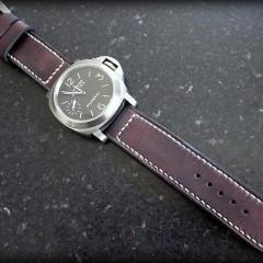 panerai luminor marina sur bracelet montre canotage modele soldier key