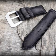 bracelet montre cuir canotage modele boot key