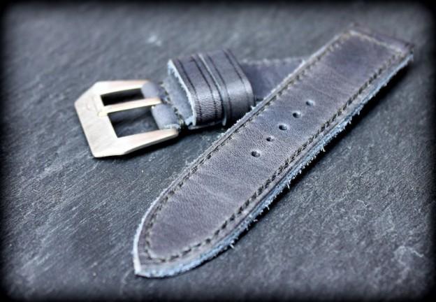 bracelet montre gris canotage modèle craig key