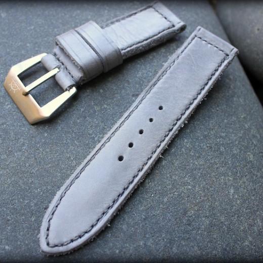 bracelet montre gris canotage modele deer key
