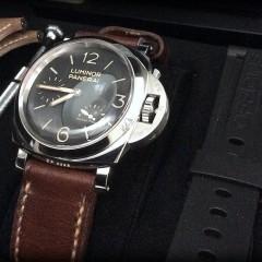 panerai 423 sur bracelet montre ammo