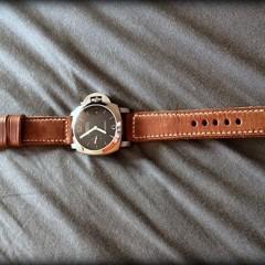 panerai et bracelet montre key biscayne