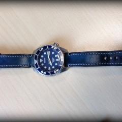 seiko blumo et bracelet montre canotage