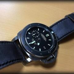 panerai 389 sur bracelet Craig Key