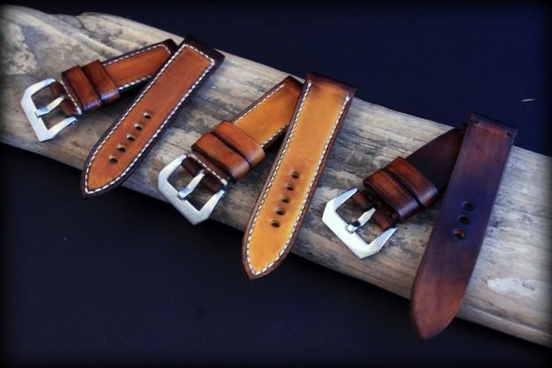 patine et bracelets montres