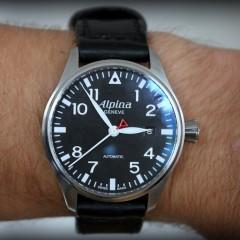 Alpina sur bracelet montre Dalkey