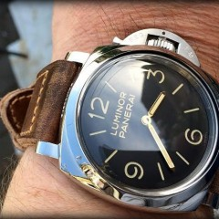 panerai 372 sur bracelet montre old key west