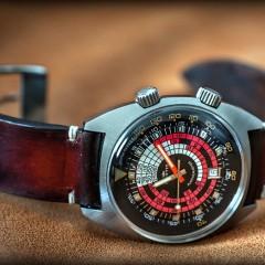 Fortis sur bracelet montre valentia