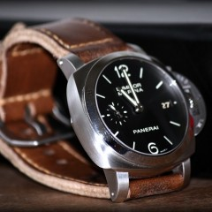 panerai sur bracelet montre old key west