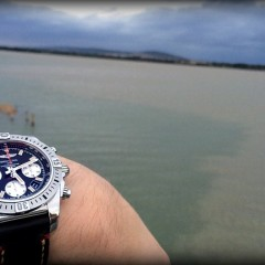 breitling sur bracelet montre dalkey