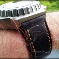 omega ploprof sur bracelet montre dalkey