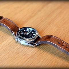 omega seamaster sur bracelet montre ammo