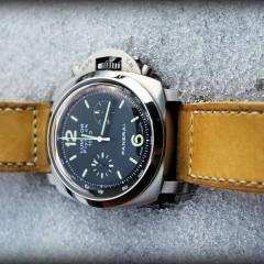 panerai 212 sur bracelet montre Cudjoe key
