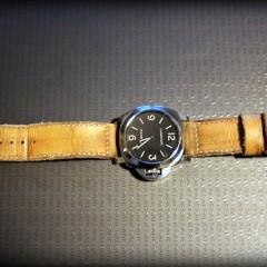panerai sur bracelet montre old cudjoe key