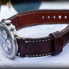 breitling navitimer sur bracelet montre ammo