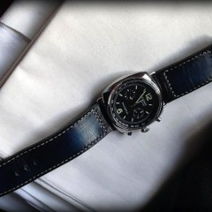 panerai radiomir sur bracelet montre lofoten
