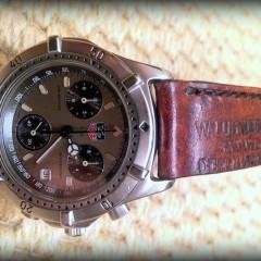 tag heuer sur bracelet montre ammo