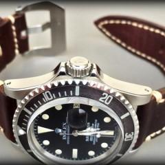 rolex submariner sur bracelet montre ammo