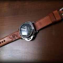 panerai 312 sur bracelet montre ammo canotage