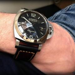 panerai 312 sur bracelet montre dalkey