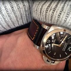 panerai 422 sur bracelet montre soldier key