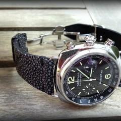 bracelet montre miyako pour panerai radiomir