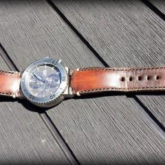 oris sur bracelet montre valentia