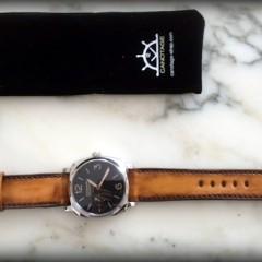 panerai 517 sur bracelet montre soay