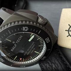 Ralf tech wrxt millenium hybrid sur bracelet montre requin