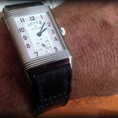 jaeger lecoultre sur bracelet montre canotage