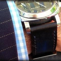 panerai sur bracelet montre lofoten
