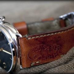 panerai sur bracelet montre ammo