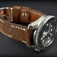 seiko marinemaster sur bracelet montre ammo canotage